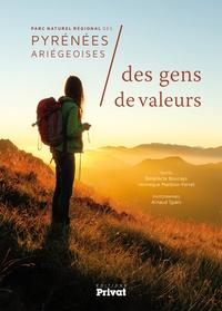 Bénédicte Boucays et Véronique Maribon-Ferret - Parc naturel régional des Pyrénées ariégeoises - Des gens de valeurs.