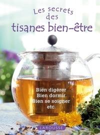 Bénédicte Boudassou - Les secrets des tisanes bien-être.