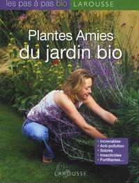 Bénédicte Boudassou - Plantes Amies du jardin bio.