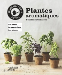Bénédicte Boudassou - Plantes aromatiques.