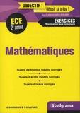 Bénédicte Bourgeois et François Delaplace - Mathématiques ECE 2e année.