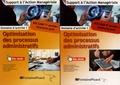 Bénédicte Bousquet et Laurence Casasola - Optimisation des processus administratifs BTS SAM 1re & 2e année / Licences professionnelles - 2 volumes.