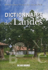 Openwetlab.it Dictionnaire des Landes Image