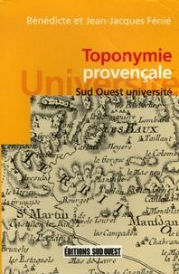 Bénédicte Boyrie-Fénié et Jean-Jacques Fénié - Toponymie provençale.