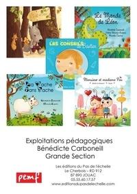 Bénédicte Carboneill - Fichier kit 5 albums GS.