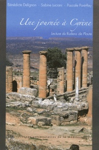 Bénédicte Delignon et Sabine Luciani - Une journée à Cyrène - Lecture du Rudens de Plaute.