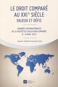 Ucareoutplacement.be Le droit comparé au XXIe siècle - Enjeux et défis - Journées internationales de la Société de législation comparée 8-9 avril 2015 Image