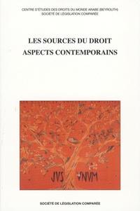 Bénédicte Fauvarque-Cosson et Antoine Khair - Les sources du droit - Aspects contemporains.