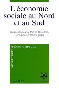 Bénédicte Fonteneau et Patrick Develtere - L'économie sociale au Nord et au Sud.