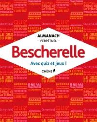 Bénédicte Gaillard - Almanach perpétuel Bescherelle.