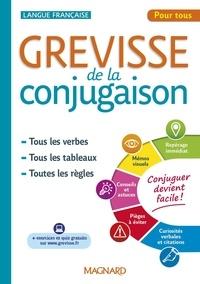 Bénédicte Gaillard et Jean-Christophe Pellat - Grevisse de la conjugaison.