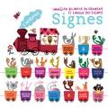 Bénédicte Gourdon et Roger Rodriguez - L'intégrale signes - Imagier bilingue en français et langue des signes.
