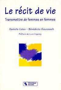Bénédicte Goussault et Danielle Coles - .