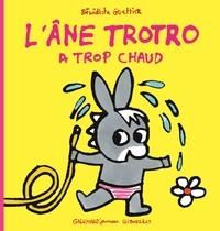Checkpointfrance.fr L'âne Trotro a trop chaud Image
