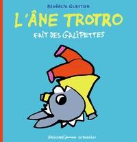 Bénédicte Guettier - L'âne Trotro fait des galipettes.