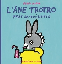 Bénédicte Guettier - L'âne Trotro fait sa toilette.