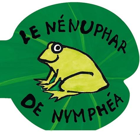 Bénédicte Guettier - Le nénuphar de Nymphéa.