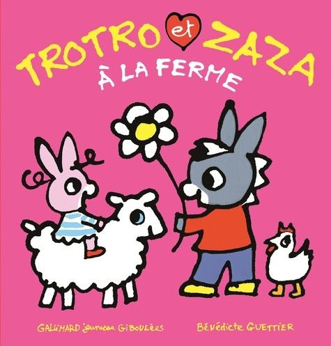 Trotro et Zaza  Trotro et Zaza à la ferme