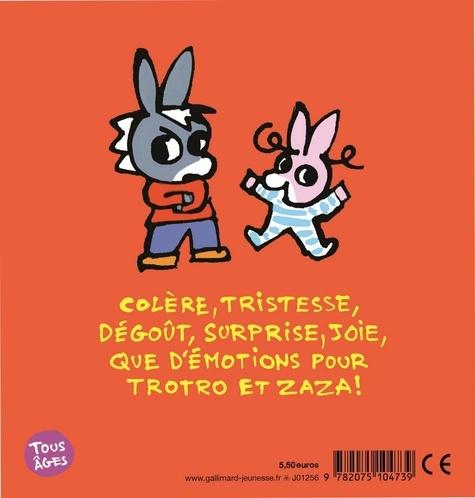 Trotro et Zaza  Trotro et Zaza et les émotions
