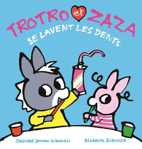 Trotro et Zaza  Trotro et Zaza se lavent les dents