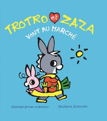 Trotro et Zaza vont au marché