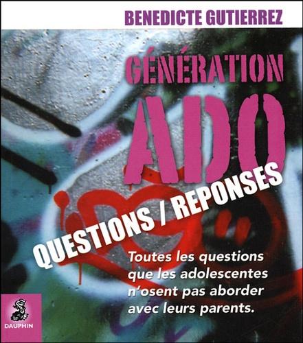 Bénédicte Gutierrez - Génération Ado.