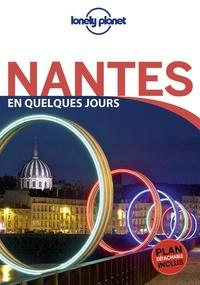 Bénédicte Houdré - Nantes en quelques jours. 1 Plan détachable