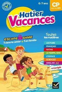 Bénédicte Idiard et Patrick Chenot - Cahier de vacances 2020 du CP vers le CE1 6/7 ans.