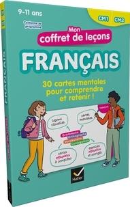 Bénédicte Idiard et Christel Han - Mon coffret de leçons français CM1-CM2.