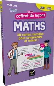 Bénédicte Idiard et Christel Han - Mon coffret de leçons maths CM1-CM2.