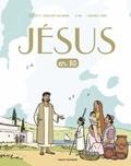 Laurence Croix et Bénédicte Jeancourt-Galignani - Jésus en BD, le récit d'une bonne nouvelle - Un évangile pour les enfants.