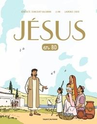 Bénédicte Jeancourt-Galignani et  Li-An - Jésus en BD.