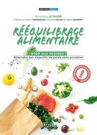Bénédicte Le Panse - Rééquilibrage alimentaire.