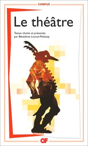 Bénédicte Louvat-Molozay - Le Théâtre.