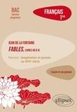 """Bénédicte Peralez Peslier - Français 1re - La Fontaine, Fables (livres VII à XI), parcours """"Imagination et pensée au XVIIe siècle""""."""