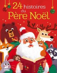 Bénédicte Rauch et Catherine Metzmeyer - 24 histoires du Père Noël.