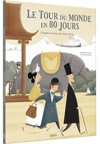 Le tour du monde en 80 jours - Bénédicte Rivière |