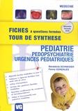 Bénédicte Schneider et Fanny Gonzales - Pediatrie, pedopsychiatrie, urgences pediatriques.