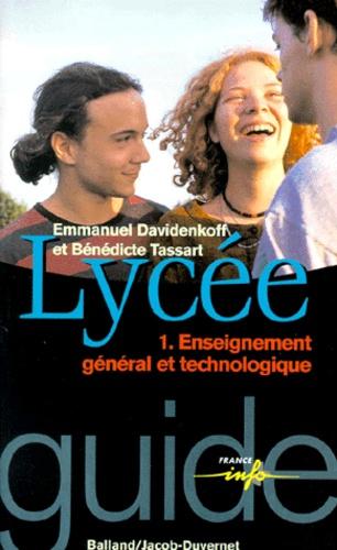 Bénédicte Tassart et Emmanuel Davidenkoff - .