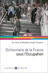 Dictionnaire de la France sous l'Occupation.