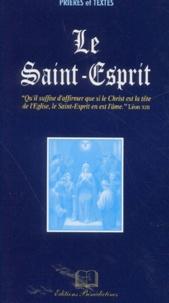 Bénédictines Editions - Le Saint-Esprit.