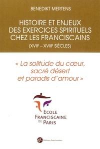 Deedr.fr Histoire et enjeux des exercices spirituels chez les franciscains (XVIIe-XVIIIe siècles) -