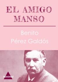 Benito Perez Galdos - El amigo Manso.