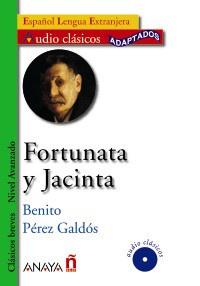 Benito Pérez Galdos - Fortuna y Jacinta. 1 CD audio