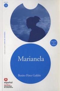 Benito Perez Galdos - Marianela. 1 CD audio