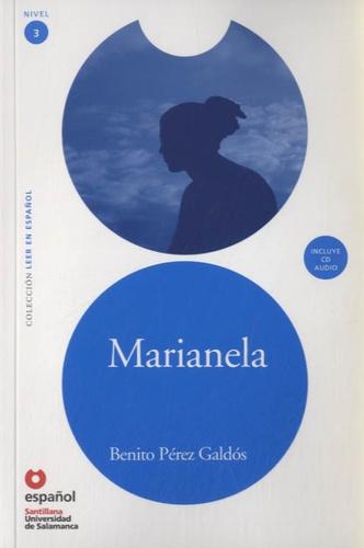 Marianela  avec 1 CD audio