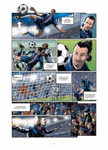 PSG Heroes Tome 1 Menace capitale