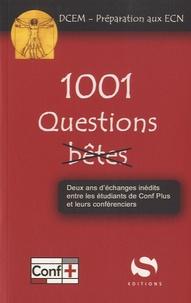 Benjamin Bajer - 1001 Questions bêtes.