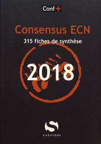 Benjamin Bajer et Adrien Mirouse - Consensus ECN - 315 fiches de synthèse.