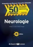 Benjamin Bajer et Nathalie Patte - Neurologie.